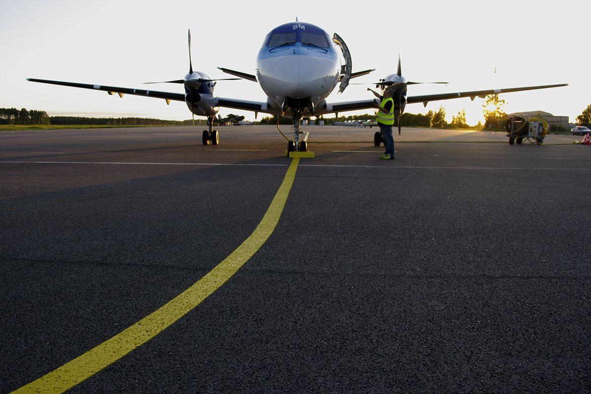 Täna toimub Tartu lennujaama arenguseminar