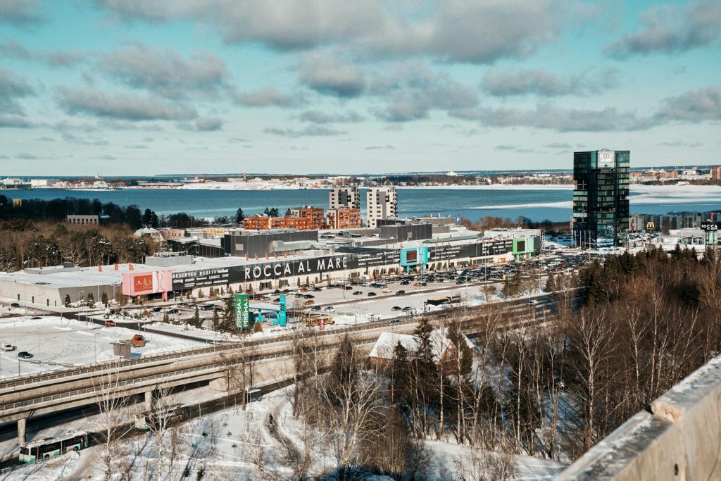 FOTOD I Rocca Towersilt võeti maha sarikapärg – müüdud juba 70% korteritest