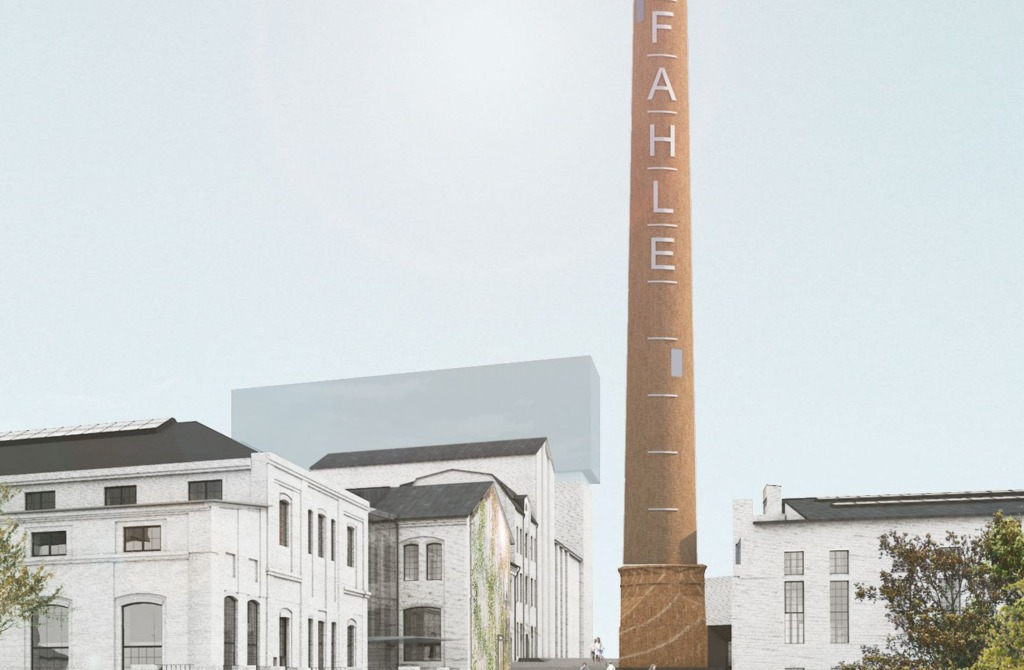 Fahle ärikvartali katlamaja korstnast saab Tallinna uus vaatetorn