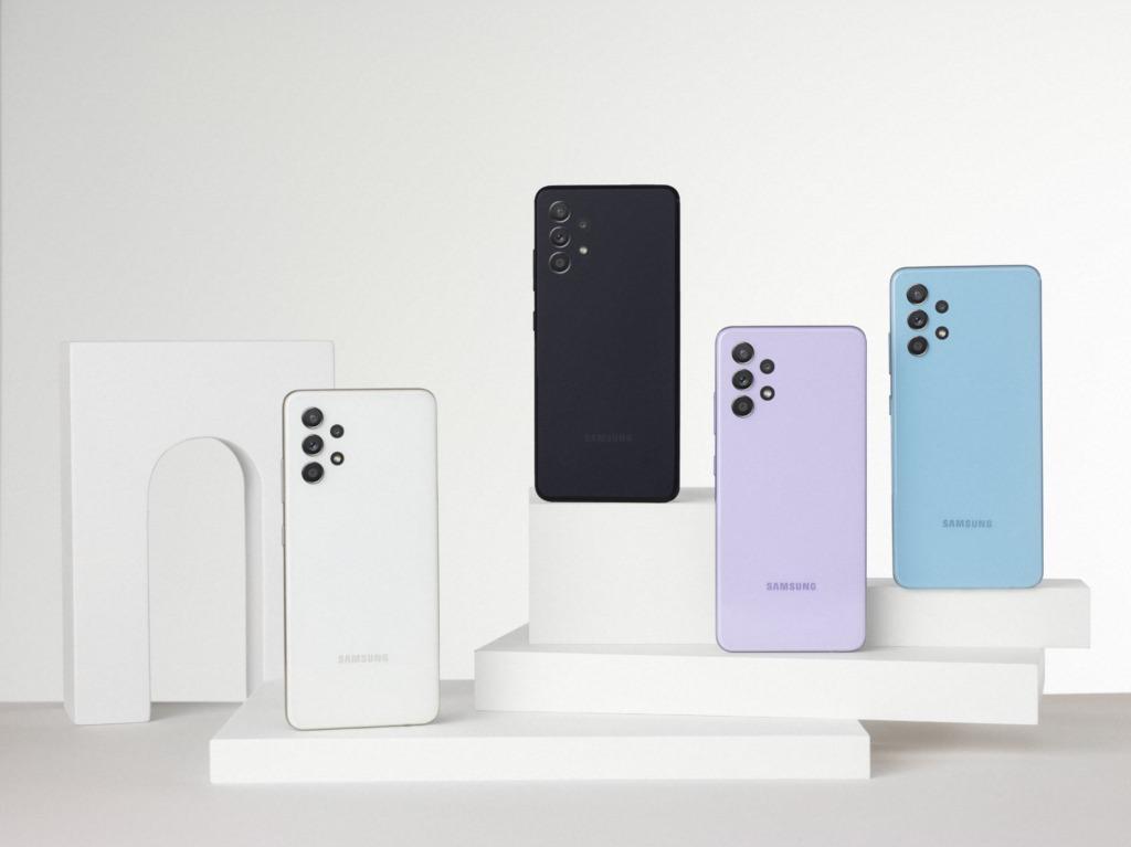 Eesti populaarseima telefoni uued mudelid: Samsung esitles uusi A-seeria nutitelefone