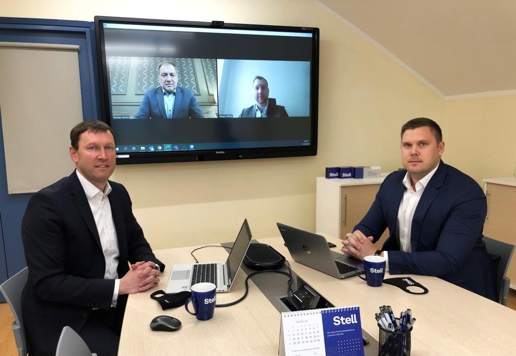 Stell omandab Lõuna-Eesti tunnustatud ettevõtte