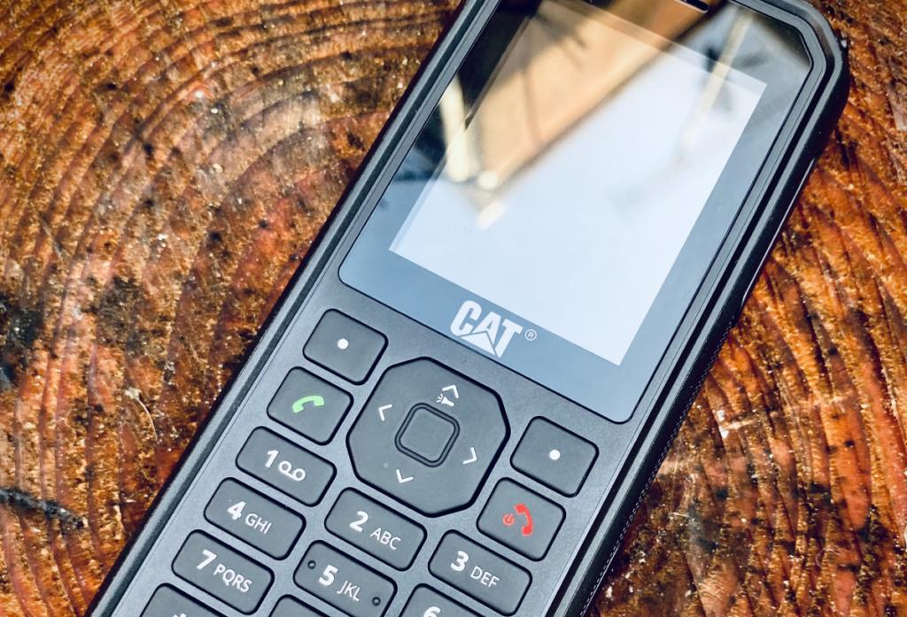 Cat toob turule esimesed täielikult antibakteriaalsed mobiiltelefonid
