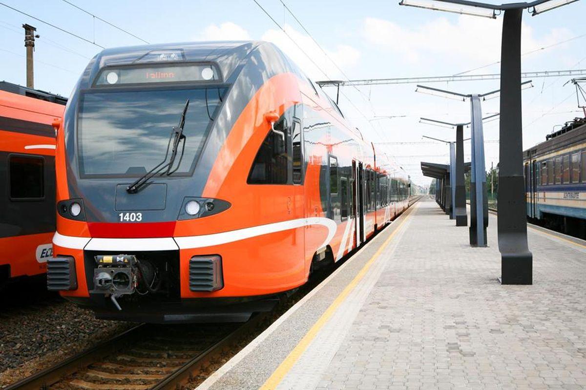 Piusa saab suvehooajaks taas rongiühenduse