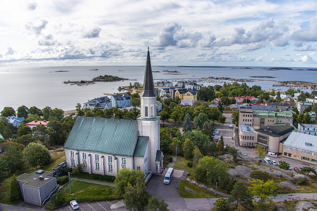 SOOME KAUNEIM SUVEKUURORT I Viking Line viib suvel Tallinnast Hankosse ja Kotkasse