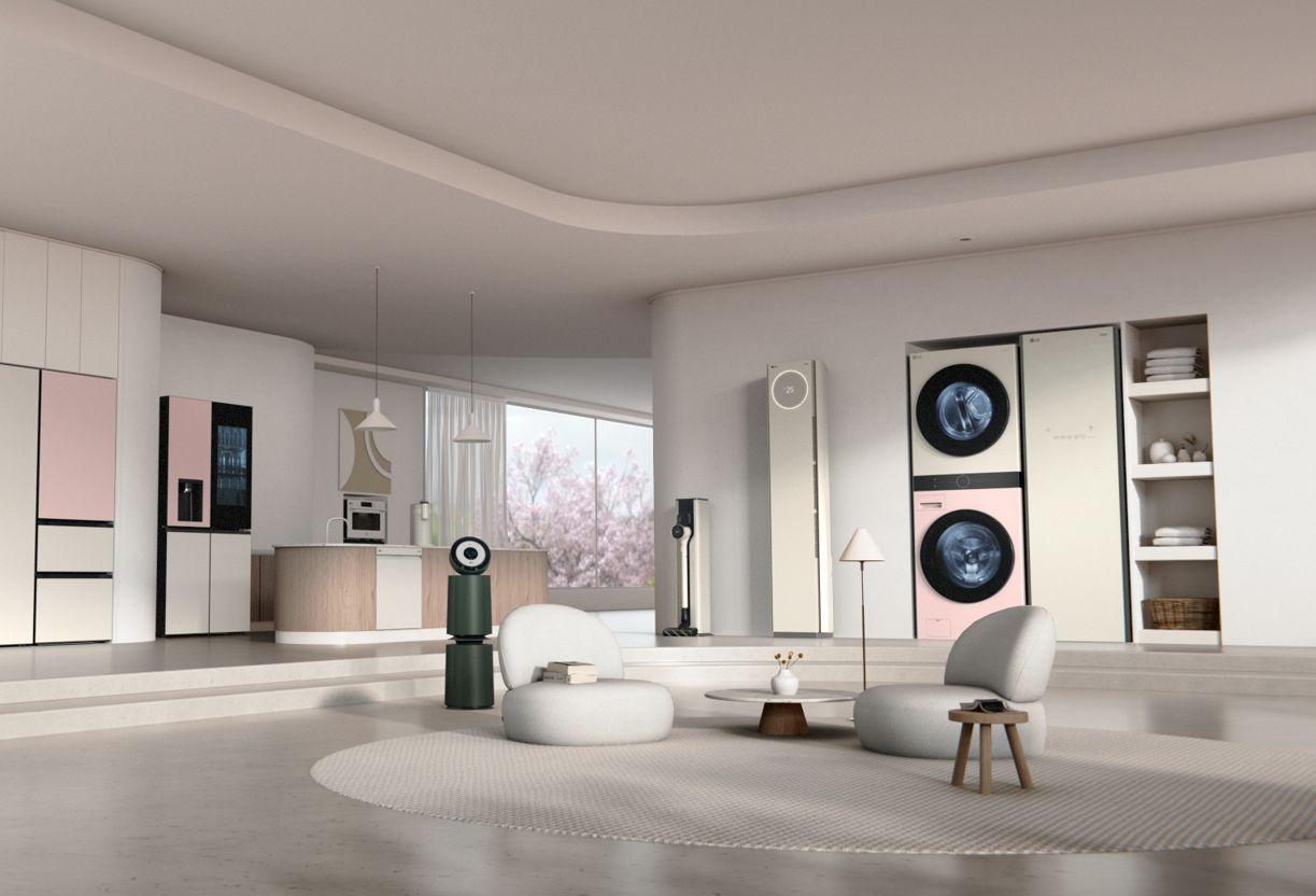 LG korjas Red Doti disainikonkursilt 31 autasu