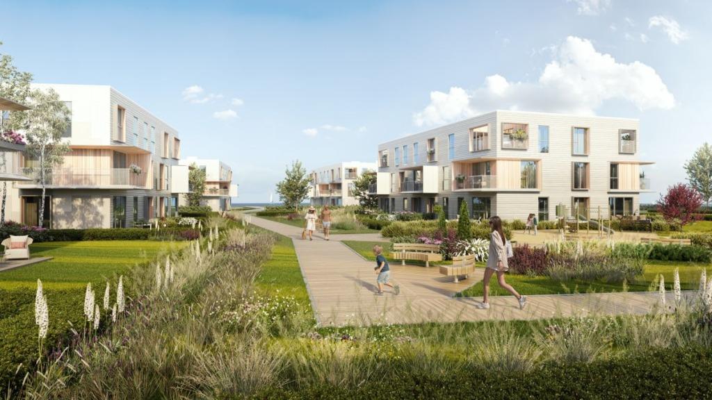 Invego rajab Tallinnasse 36 miljoni euroga mereäärse Luccaranna elamurajooni
