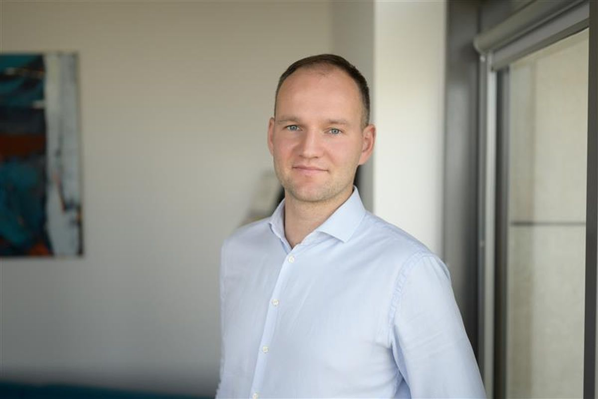 Lukas Baškys (SME Finance arhiiv)