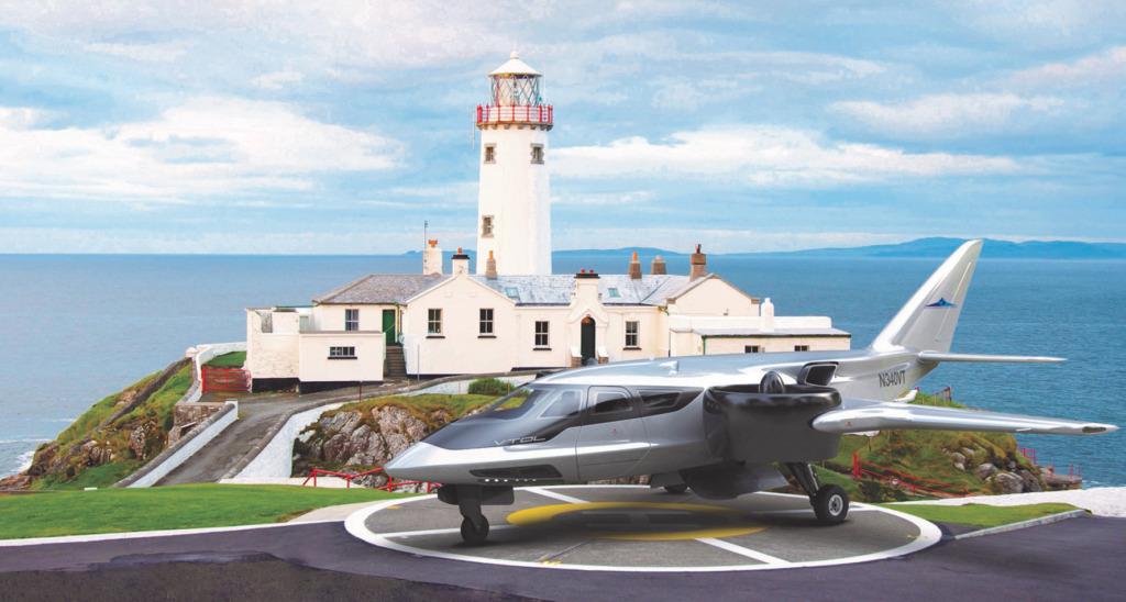 XTI Aircraft
