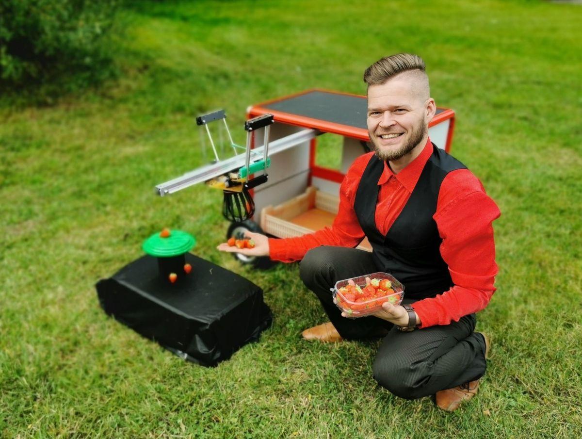 Maasikarobot