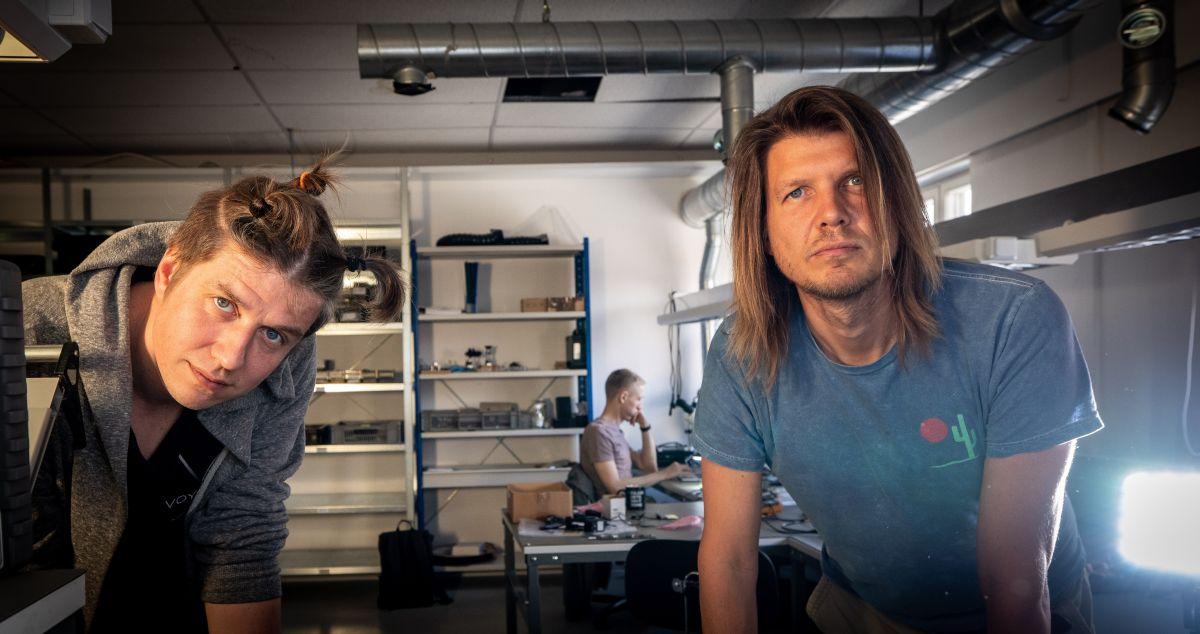 Hollywoodi filmidele valgusteid loov Eesti ettevõte kaasab investoreid
