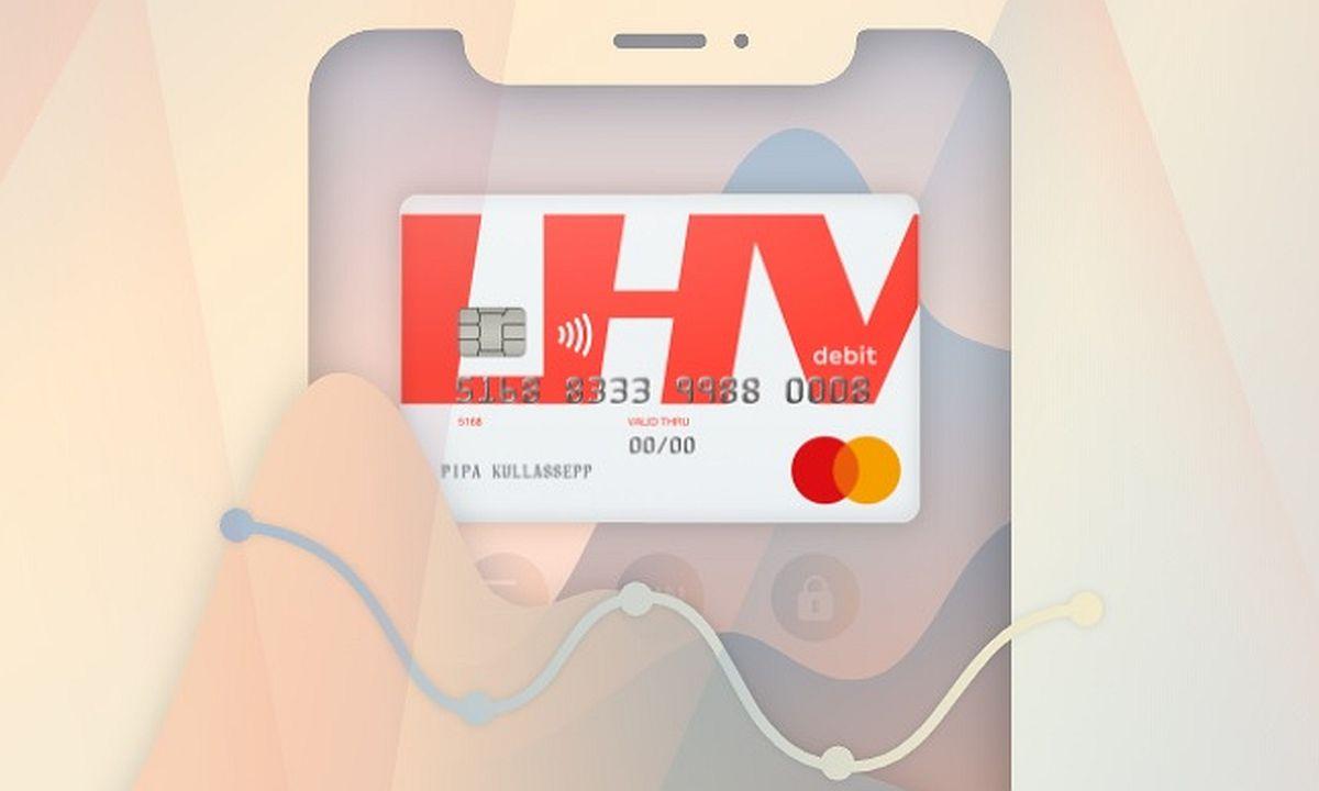 LHV langetas kaardiklientide vanusepiiri seitsmelt aastalt kuuele