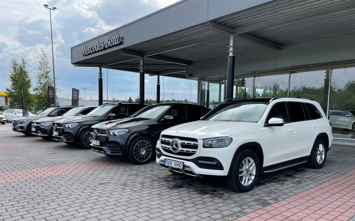 Mercedes-Benz Eesti