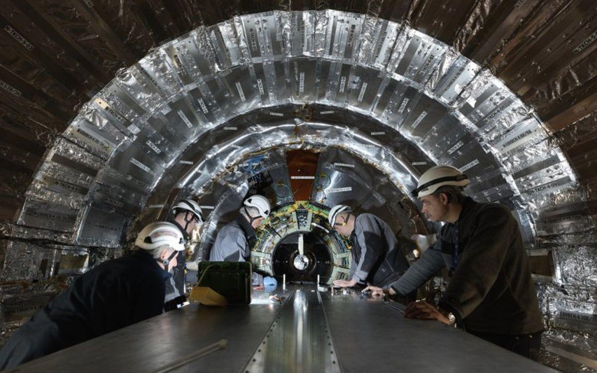 Eestis viibib neljapäevasel visiidil CERN-i delegatsioon