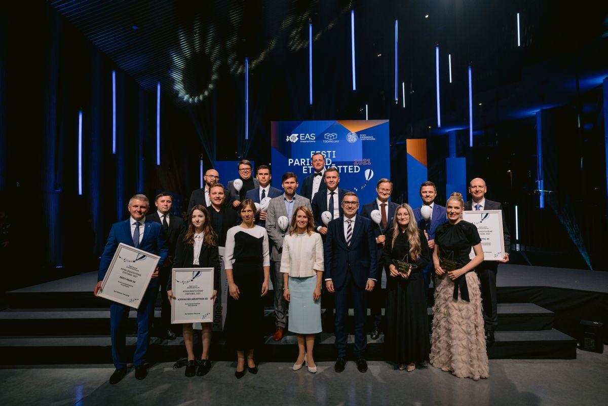 Eesti parimad ettevõtted 1