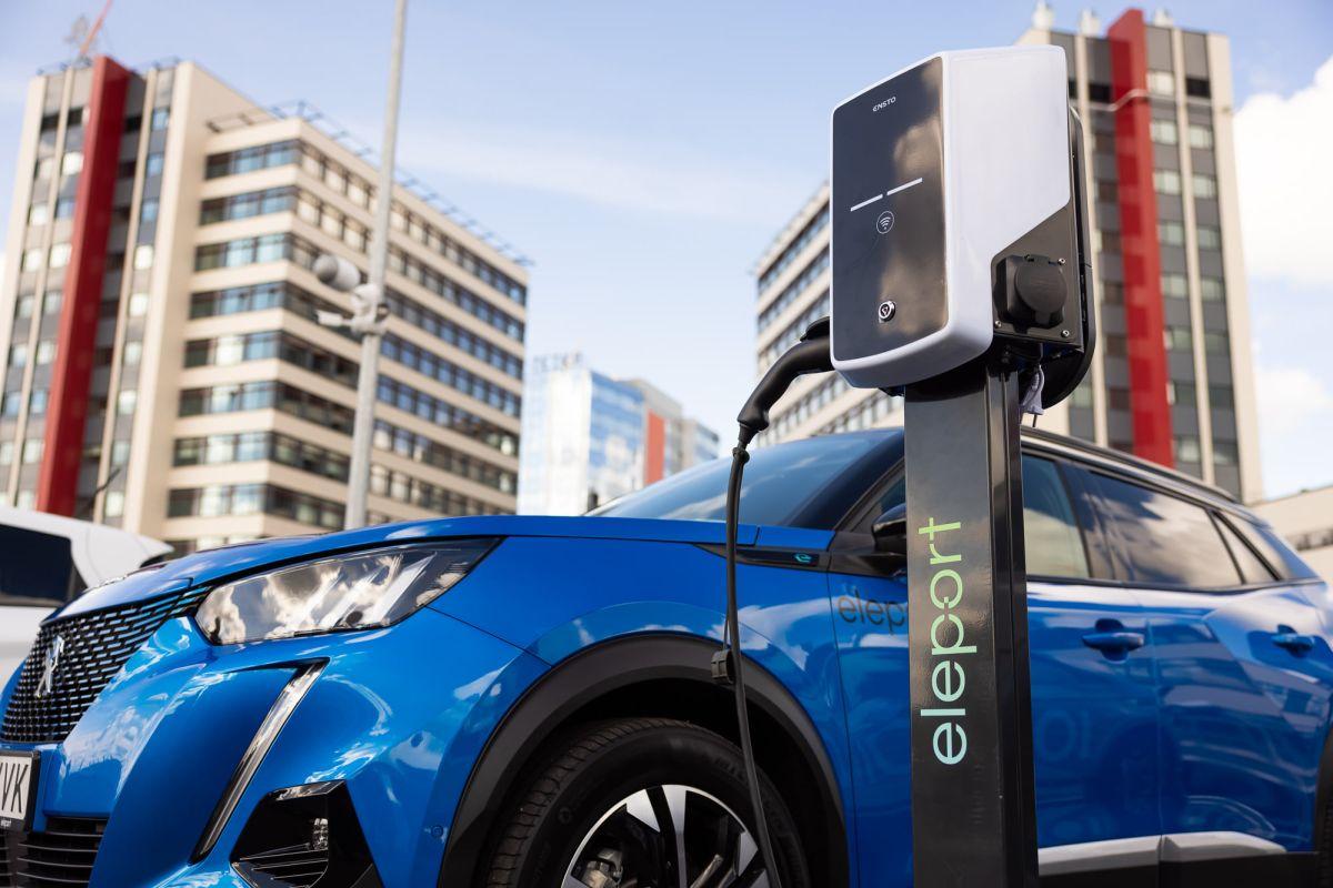 Elektriautode laadimine – Eleport ja Barking alustasid koostööd