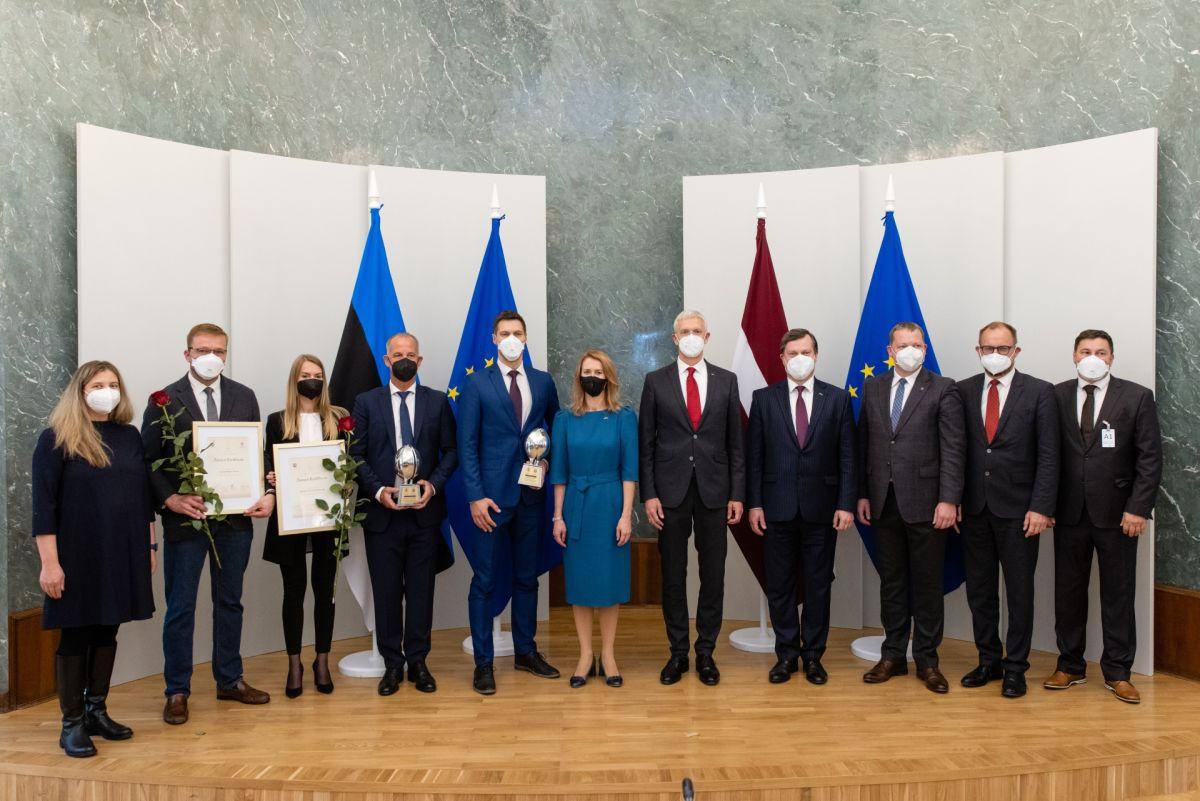 Livonia auhind