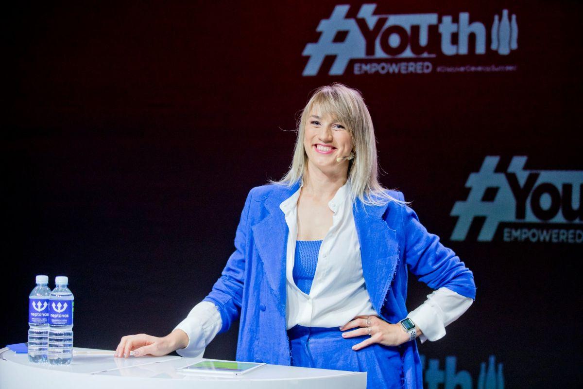 päevajuht sandra raju 2020 youth empowered